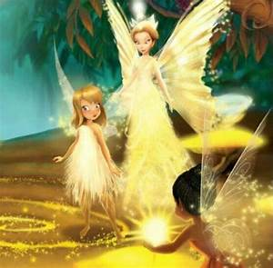 Tinker Bell & Queen Clarion | Fairy wings & butterflies