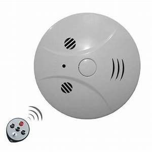 Kamera Für Haus : rauchmelder kamera fernbedienung cool mania ~ Lizthompson.info Haus und Dekorationen