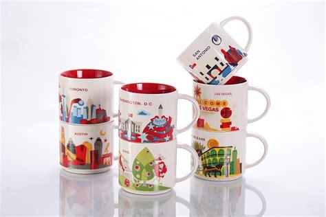 16oz starbucks city mug,starbucks city mugs wholesale,Paris,New York,You Are Here   FB Store