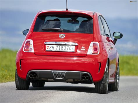 Abarth 695 Tributo by Abarth 695 Tributo 2010 Wallpapers 2048x1536