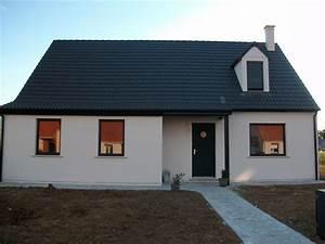 Maison Phenix Nantes : ravalement de fa ade pour une maison phenix ~ Premium-room.com Idées de Décoration