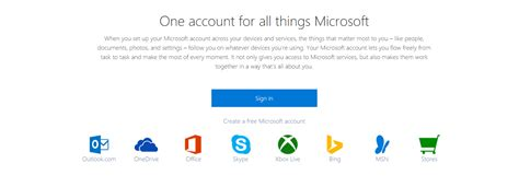 why do i need a microsoft account the windows 10 review the new of windows