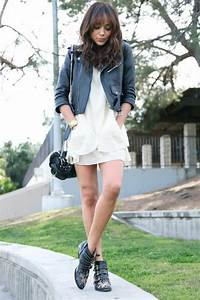Bottines Avec Robe : les bottines clout es la tendance chaussures qui a marqu l 39 hiver ~ Carolinahurricanesstore.com Idées de Décoration