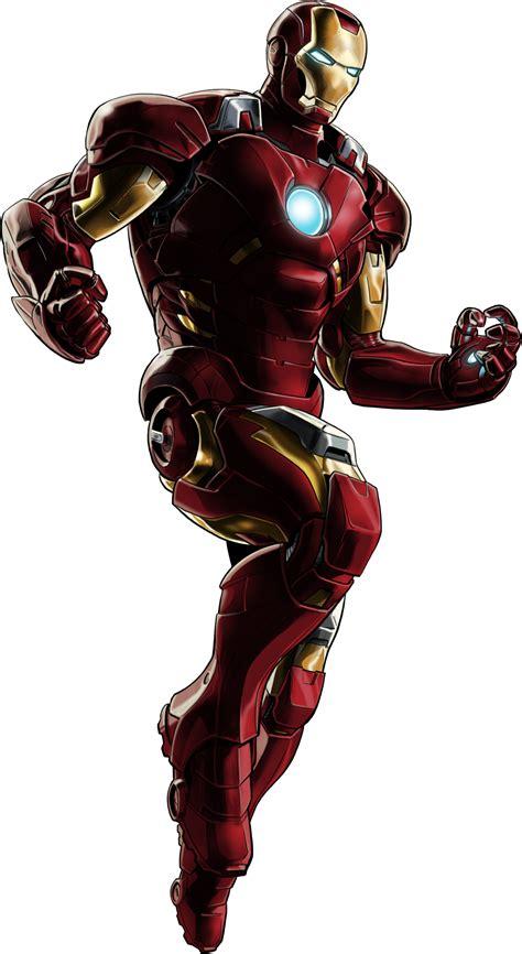 Iron Man  Marvel Avengers Alliance Tactics Wiki Fandom