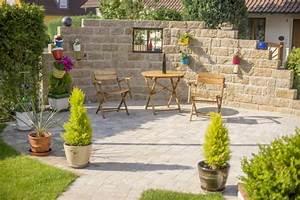 Gartenmauern Aus Stein : best gartenabgrenzungen aus stein pictures amazing home ~ Michelbontemps.com Haus und Dekorationen