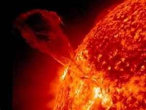 NASA - Dragon Tail Filament Erupts