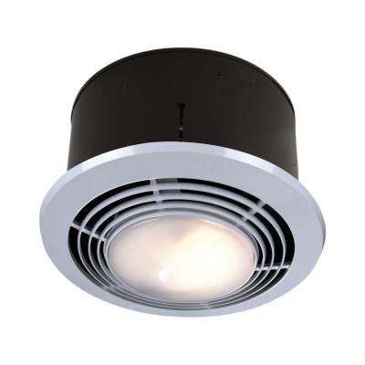 bathroom exhaust fan with light home depot 70 cfm ceiling exhaust fan with light and heater 9093wh