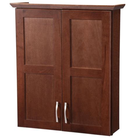 glacier bay bathroom cabinets glacier bay casual 25 1 2 in w x 29 in h x 7 1 2 in d