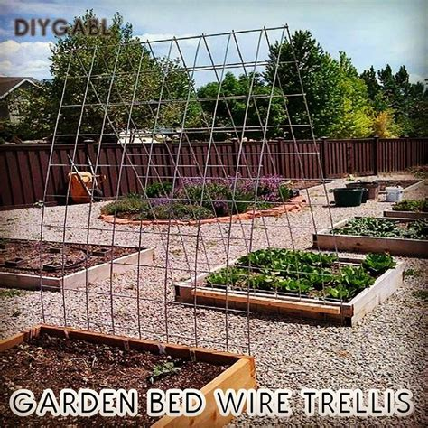 How To Build A Vertical Garden Frame by 34 Striking And Easy To Build Diy Raised Garden Beds Ideas