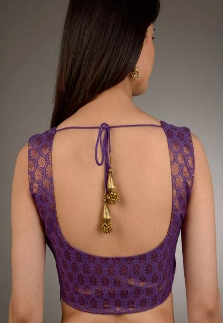 Blouse Back Neck Designs ~ Queen Of Heaven...