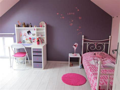 peinture chambre fille 6 ans chambre fille 2 ans cool deco chambre fille ans