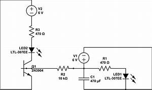 how do i make a transistor turn on at a certain voltage With wiringpi turn on led