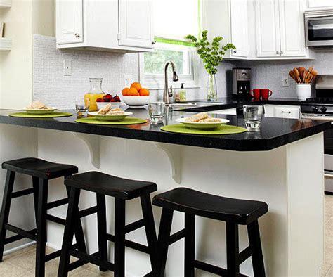 Black Kitchen Countertops  Better Homes & Gardens