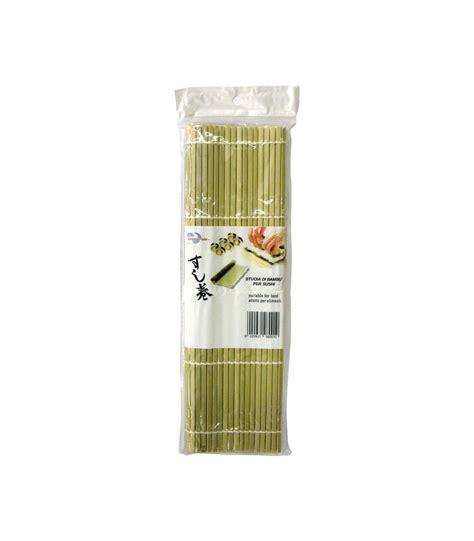 stuoia sushi stuoia in bambu per sushi modelo l makisu