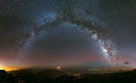 Milky Way Over Morocco Today Image Earthsky