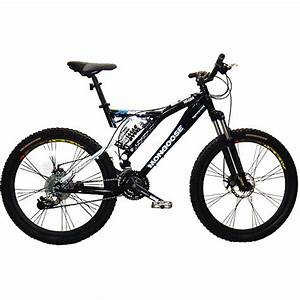 "26"" Men's Mongoose All-Terrain Mountain Bike, XR-Comp Dual ..."
