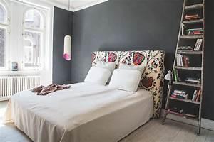 Chambre Deco Industrielle : un appartement rempli d 39 id es d co piquer industriel ~ Zukunftsfamilie.com Idées de Décoration