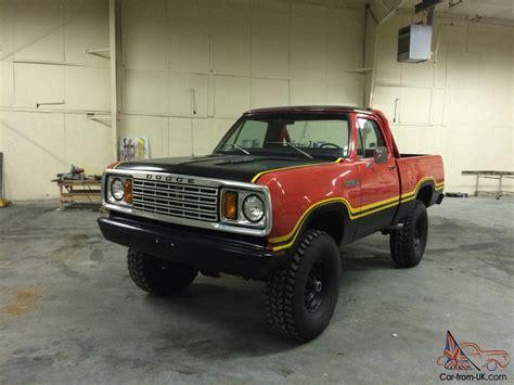 Dodge 4x4 by Dodge Power Wagon 4x4