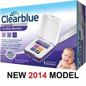Clear Blue Monitor : clearblue advanced fertility monitor touchscreen kit pregnancy test new model ebay ~ Orissabook.com Haus und Dekorationen