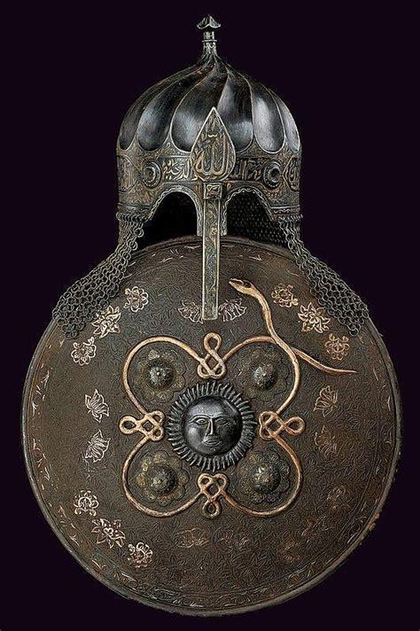Casque Ottoman by Casque Turban Ottoman Du 15eme Si 232 Cle Et Bouclier Du 19eme