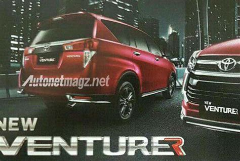 range topping toyota innova venturer edition launched