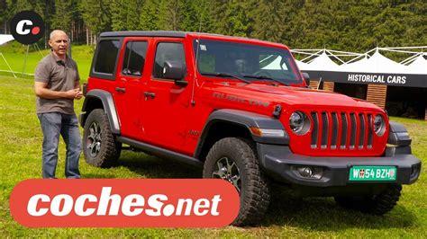jeep wrangler zubehör jeep wrangler 2019 primera prueba test review en espa 241 ol coches net