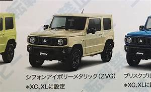 Suzuki Jimny 2018 Model : 2018 suzuki jimny launching in july autoevolution ~ Maxctalentgroup.com Avis de Voitures