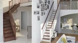 Escalier Hetre Lapeyre by Escalier En Bois Comment Le Nettoyer Et L Entretenir