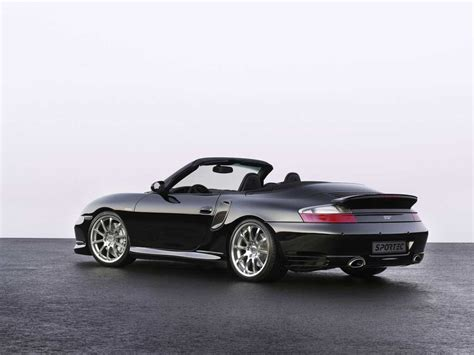 porsche cabriolet turbo sportec sp580 porsche 996 turbo cabriolet photo 2 848