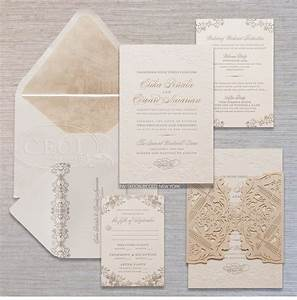v243 our muse ethereal hamptons wedding erika ed With laser cut wedding invitations new york