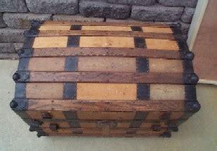 restore antique trunks  trunk restoration