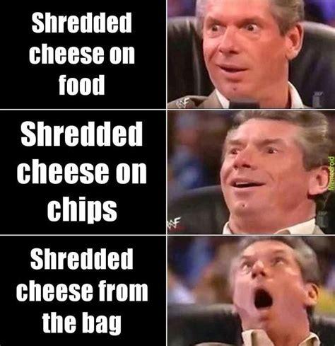shredded cheese   bag memes  celebrate