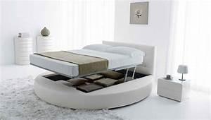 Lit Rond Design Pour La Chambre Adulte Moderne En 36 Ides