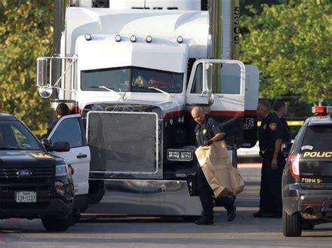 update  illegal immigrants  dead  truck
