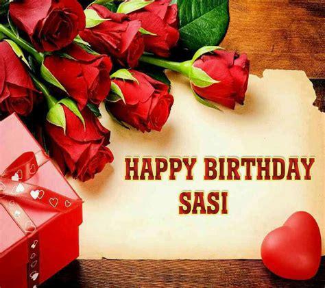 Happy Birthday Images In Happy Birthday Sasi Image