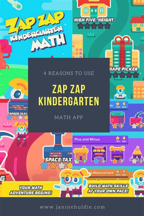 4 reasons to use zap zap kindergarten math app 387 | 4 Reasons to Use Zap Zap Kindergarten Math App