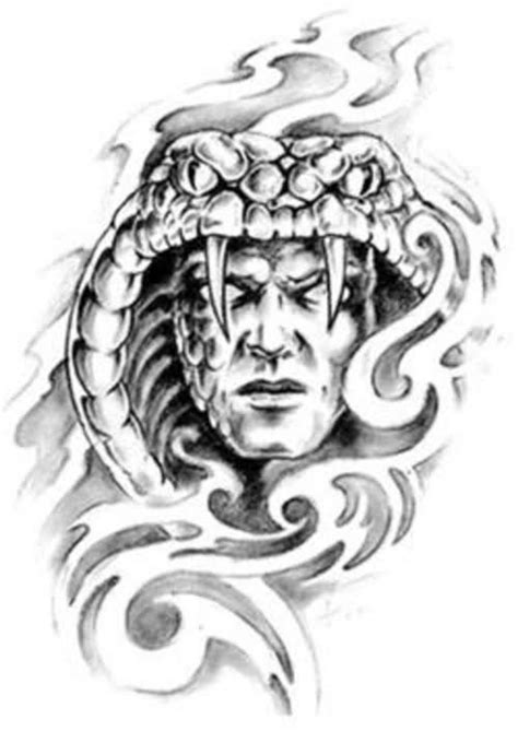 Demon Tattoo Images & Designs