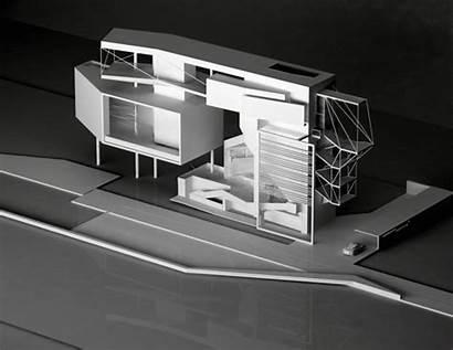 Villa Aviator Office Architecture Urban Plans Floating