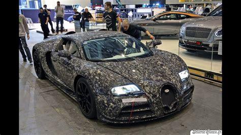 Bugatti Veyron Mansory Vivere Diamond Edition