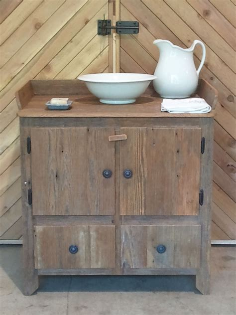 what is a dry sink custom dry sink by big barn woodworks custommade com