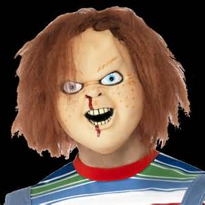 Chucky Mask Halloween Express by Licensed Chucky Costume With Chucky Mask