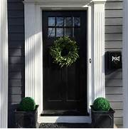 Grey Front Doors For Sale by 10 Colors To Paint Your Front Door In 2016 A Clore Interiors