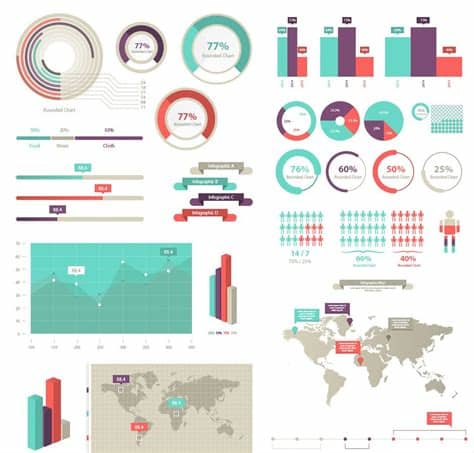 Animated svg vs gif cagematch. 100+ Infographic Vector Elements