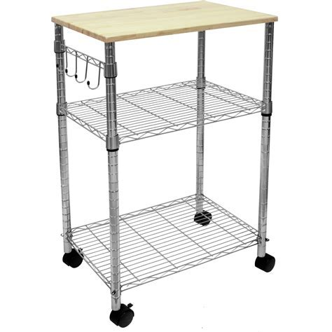 Why You Should Add A Kitchen Cart To Your Home