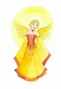 Sun Fairy by Starrydance on DeviantArt