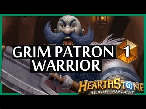 hearthstone decks warrior grim patron hearthstone tempo mage w strifecro funnydog tv