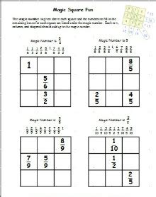 Printable Fraction Worksheets Your Students Will Enjoy Because These Are Fun