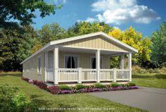 single wide mobile homes  ft wide huge  wide porch model single mobile homes