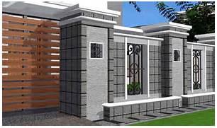 Pagar Rumah Minimalis Murah No 1 100 Model Terbaru 2016 15 Desain Pagar Minimalis Modern Terbaru Pintu Besi Pagar Rumah Kanopi Teralis Jendela Railing Index Of Upload Paket