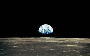 Earth From The Moon Hd - Pics about space